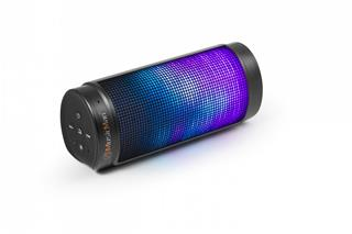 Technaxx MusicMan Bluetooth LED Soundstation BT-X26, černý