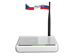 TENDA W316R, Wireless-N Router 802.11b/g/n, 150Mbps, 1x WAN, 4x LAN, 5dBi