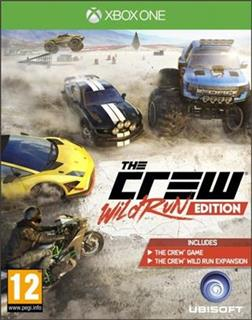 The Crew (Wild Run Edition) (USX307215)