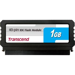 Transcend 1GB IDE Flash Module (IDE 40pin Vertical)
