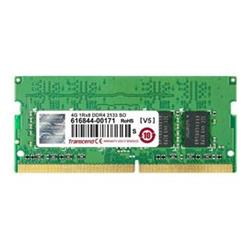 Transcend 4GB DDR4 SO-DIMM 2133MHz CL15