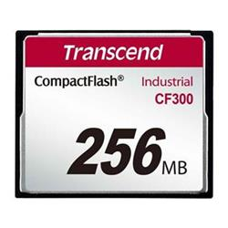 Transcend Compact Flash CF300 256MB (SLC)