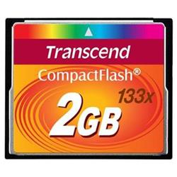 Transcend CompactFlash 133 2GB