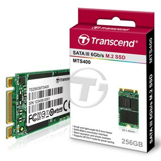 Transcend MTS400 256GB M.2 SSD