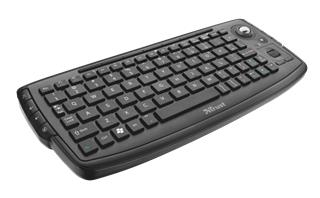 Trust Adura Wireless Multimedia Keyboard CZ/SK