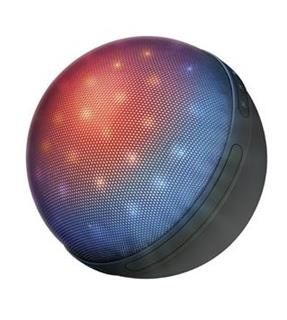 Trust Dixxo Orb Bluetooth Wireless Speaker s párty světly