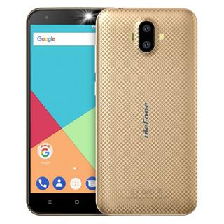 "UleFone smartphone S7 Pro 5"" Gold, Android 7"