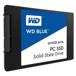 WD Blue SSD disk 500GB