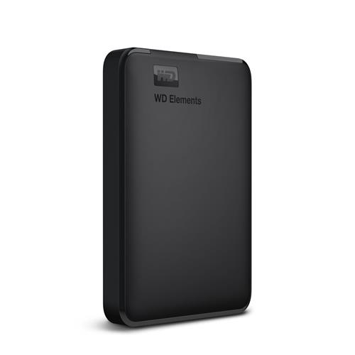 WD Elements Portable 2TB černý