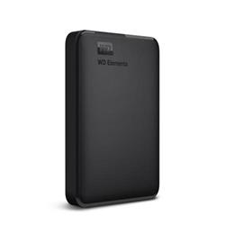 WD Elements PORTABLE 4TB černý