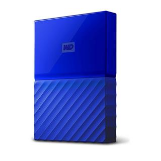 "WD My Passport 2TB 2,5"" USB3.0, BLUE"