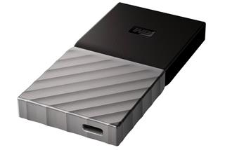 WD My Passport SSD 256GB Ext., USB3.1 Type C