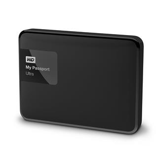 WD My Passport Ultra 500GB Black