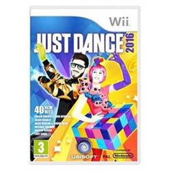 Wii Just Dance 2016 NIWS35126