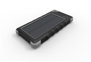 Wodasport ® OUTDOOR ADVENTURE™ Solární powerbanka 16000mAh