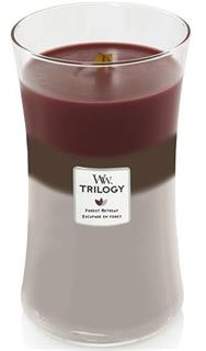 WoodWick Trilogy Forest Retreat 609,5g