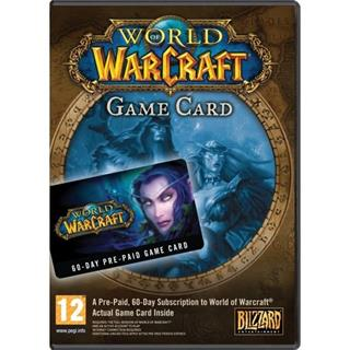World of Warcraft - prepaid card (předplacená karta na 60 dní)