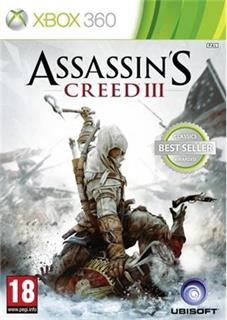 Xbox 360 - Assassin's Creed III CZ (Classics)