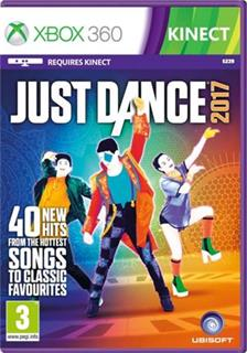 Xbox 360 - Just Dance 2017
