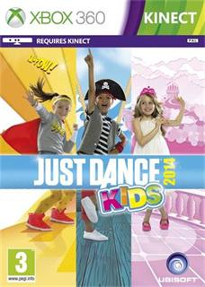 Xbox 360 Kinect - Just Dance Kids 2014