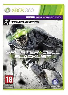 Xbox 360 - Tom Clancy's Splinter Cell Blacklist