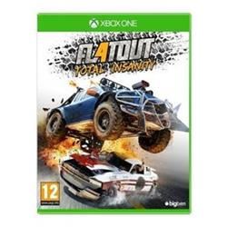 XBOX ONE FlatOut 4 Total Insanity