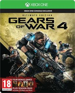 Xbox One Gears of War 4 Ultimate Edition (26F-00018)