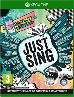 Xbox One - Just Sing