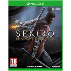 XBOX ONE - Sekiro: Shadows Die Twice