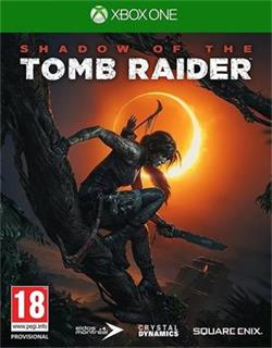 XBOX ONE Shadow of Tomb Raider