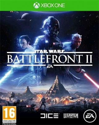 Xbox One - Star Wars Battlefront II