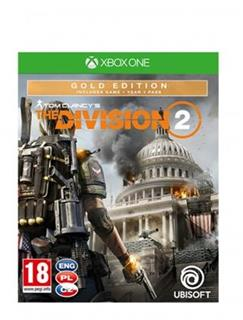 Xbox One - Tom Clancy's The Division 2 Gold Edition