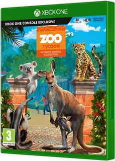 XBOX ONE - Zoo Tycoon: Ultimate Animal Collection (Definitive edition)