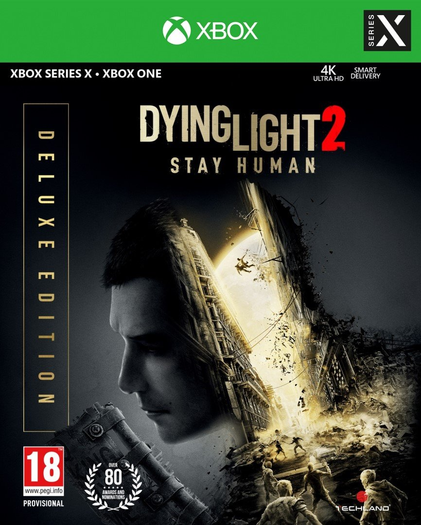 Xbox X/S/One - Dying Light 2: Stay Human Deluxe Edition
