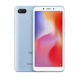 Xiaomi Redmi 6, 3GB/64GB, Global, Blue
