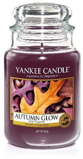 Yankee Candle 623g Autumn Glow
