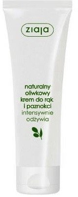 Ziaja Natural Olive Hand & Nail Cream 80ml